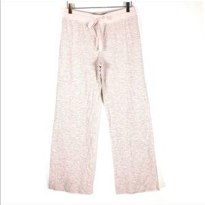 Sonoma Intimates & Sleepwear - Sonoma Pink Gray Stripe PJ Pants Small